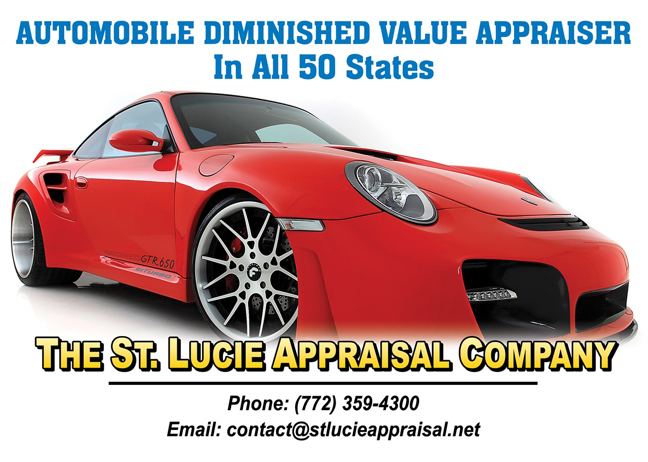 auto diminished value appraiser