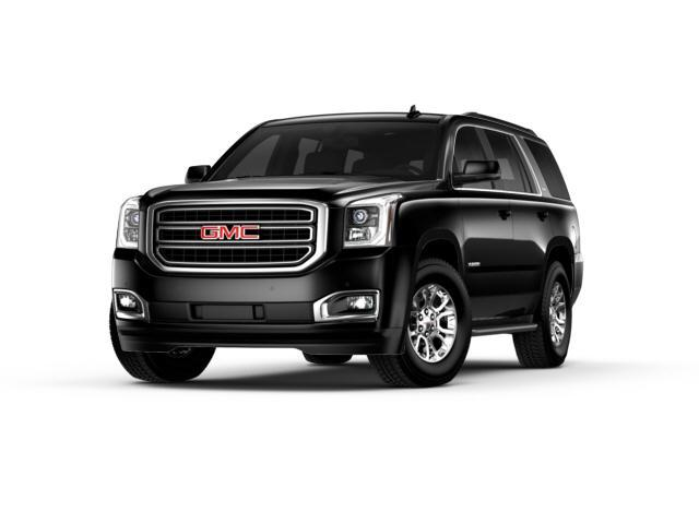 A black GMC Yukon. A Diminished Value Appraiser in Alabama call 772-359-4300.