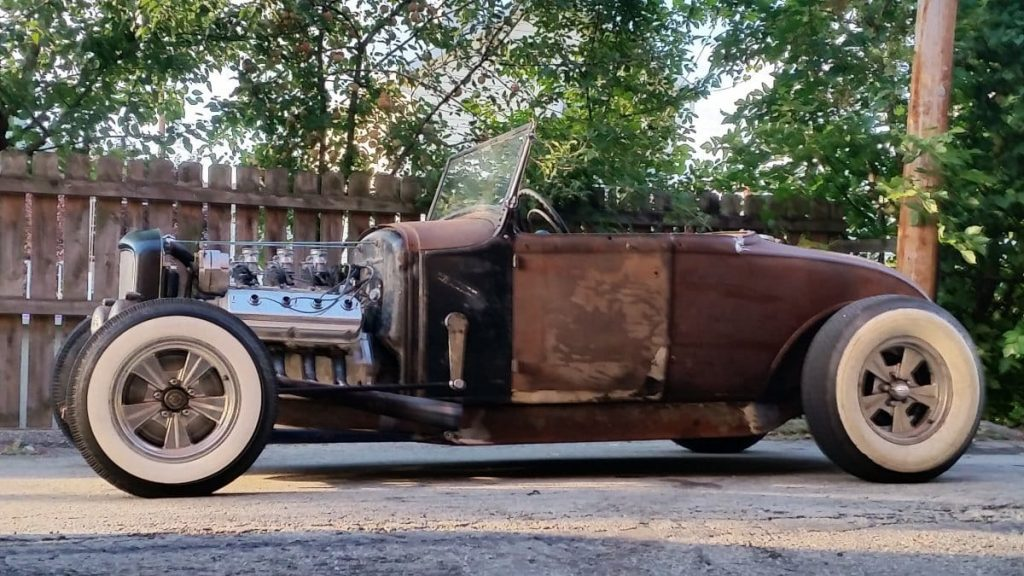 Rat Rod Roadster. Valuation appraisals in all 50 states call 772-359-4300.