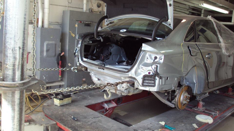 Your auto body shop and diminished value.